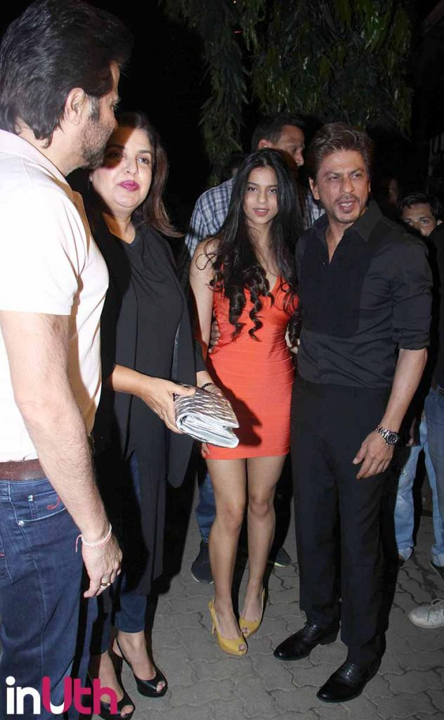 Suhana Khan was a show stealer at the Arth restaurant launch