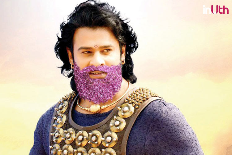 Prabhas Photshopped image for Inuth