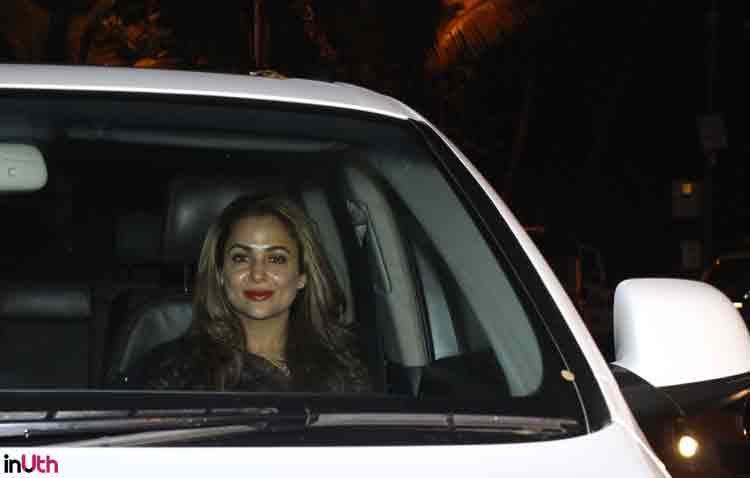 Amrita Arora at Salman Khan's Eid party