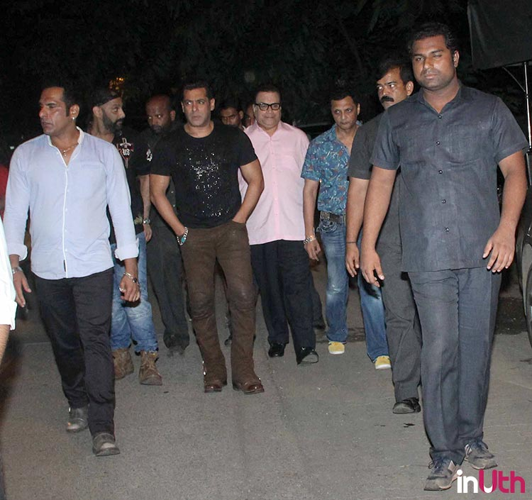 Salman Khan never fails to surprise his fans