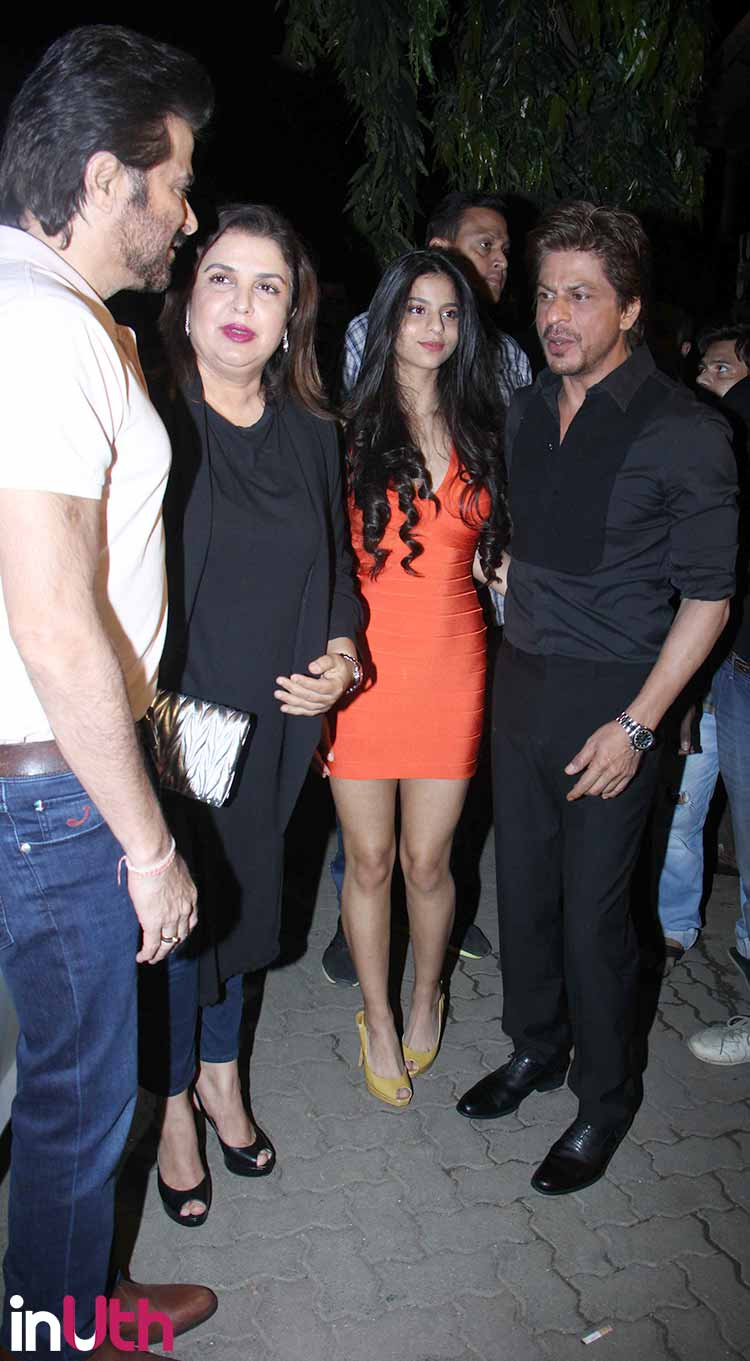 Suhana Khan is a beautiful star kid