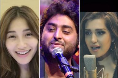 Ae Dil Hai Mushkil, Arijit Singh, ADHM song video, Ae Dil Hai Mushkil foreigner's compilation video
