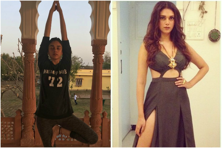 Aditi Rao Hydari's fitness secret is an age-old workout regime [Watch Video]