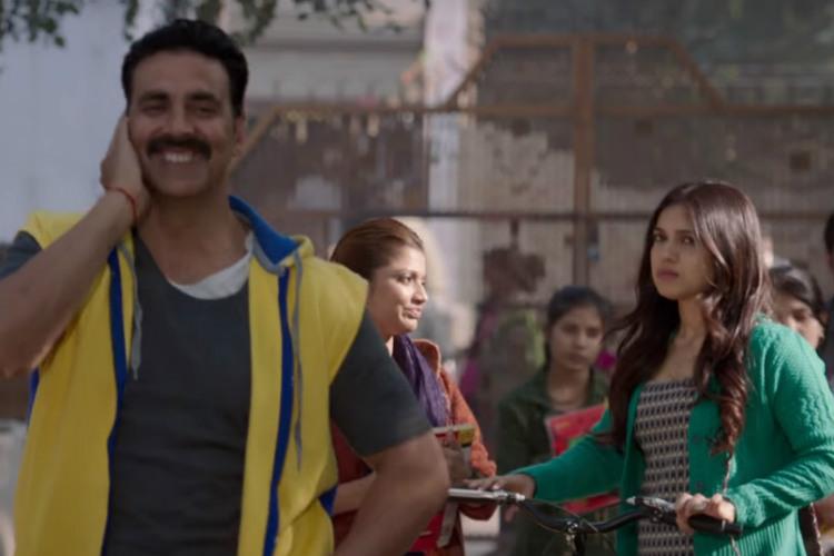 Toilet Ek Prem Katha, Akshay Kumar, Bhumi Pednekar