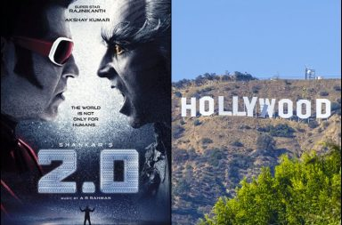 Akshay Kumar and Rajinikanth's 2.0 poster