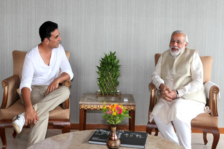Akshay Kumar's next Toilet: Ek Prem Katha's trailer has already taken everybody by storm & PM Narendra Modi is no exception. Read what he said after watching it