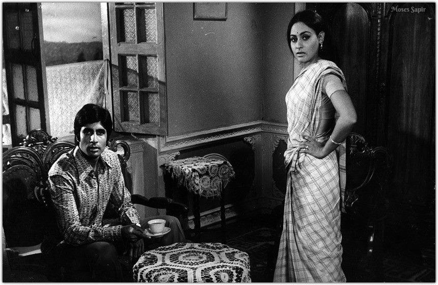 Amitabh Bachchan-Jaya Bachchan (Courtesy: Facebook)