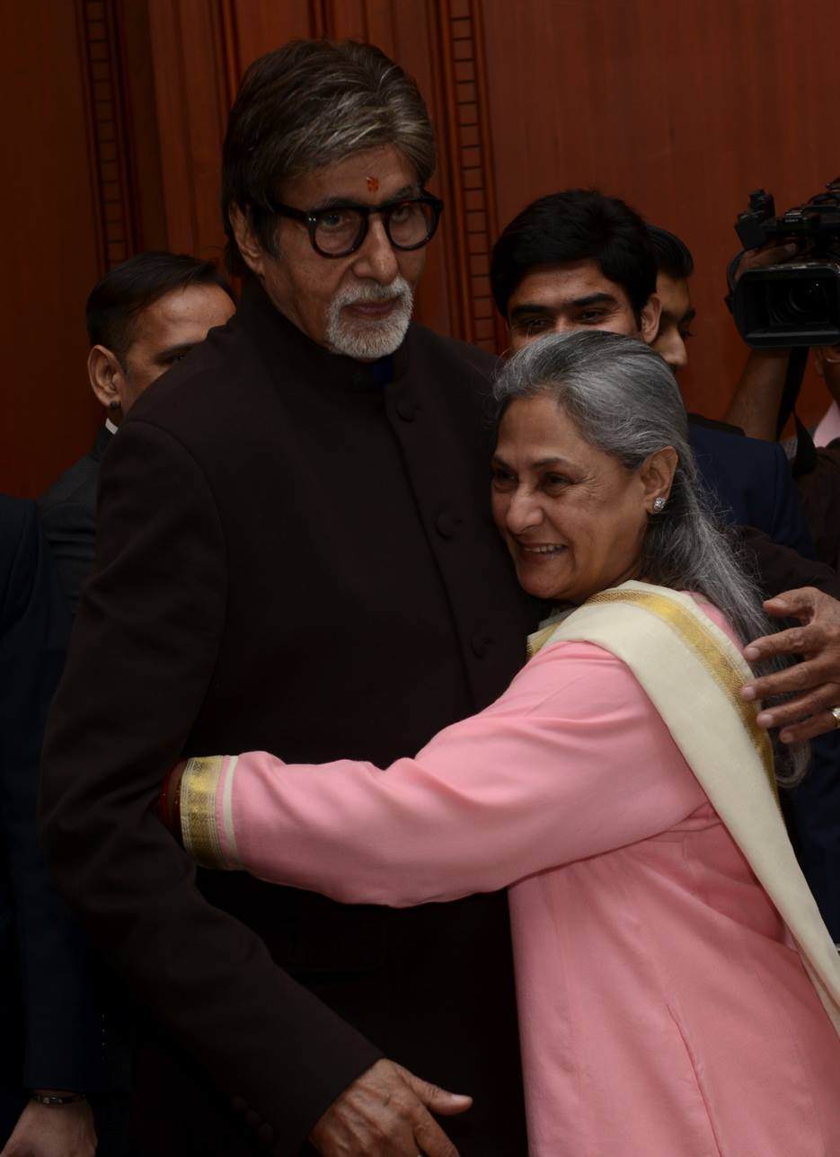 amitabh bachan and jaya relationship