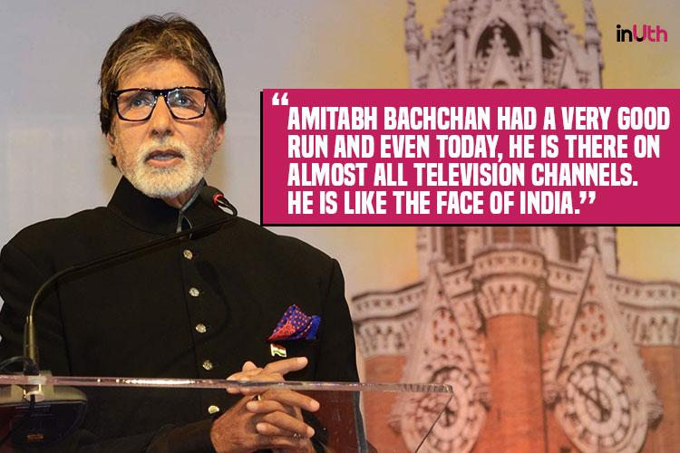 Salman Khan, Amitabh Bachchan