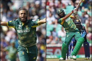 Imran Tahir, Hashim Amla, ICC Champions Trophy 2017, Sri Lanka vs South Africa