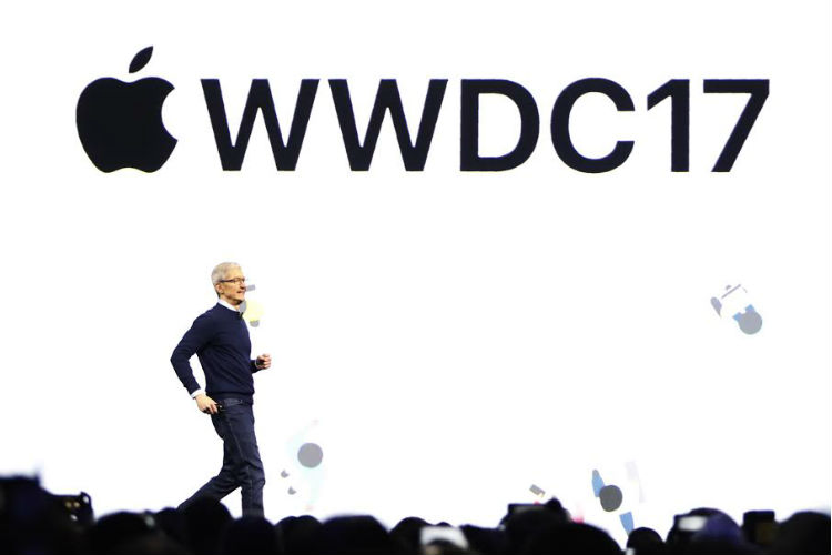 WWDC 2017, apple