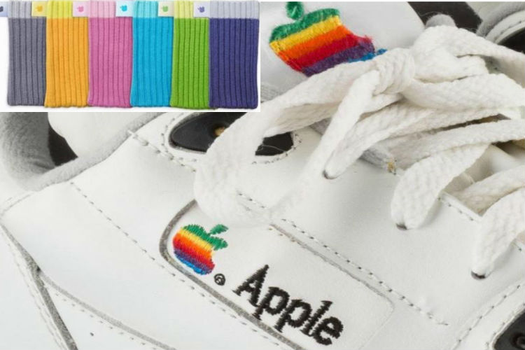 Forget iPhone, buy Apple-branded sneakers for $15000 this Sunday