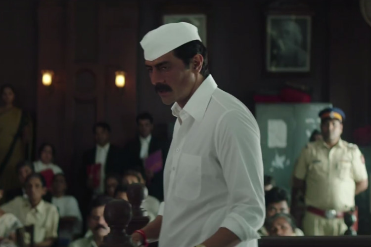 Arjun Rampal plays gangster-politician Arun Gawli in his upcoming film Daddy.