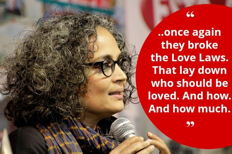 Arundhati Roy, The God of Small Things