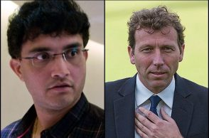 Sourav Ganguly, Mike Atherton, ICC Champions Trophy 2017, Natwest Trophy 2002