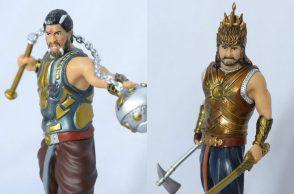 Baahubali Superhero Figures