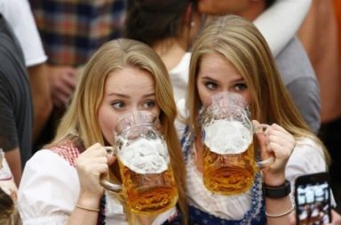 You will be surprised to know about beer drinking girls