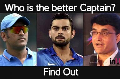 MS Dhoni, Sourav Ganguly, Virat Kohli, Indian captains