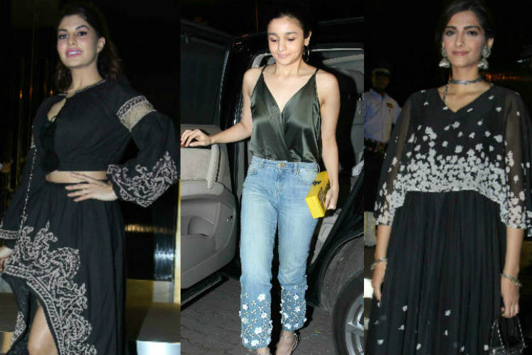 black in btown at Arth Launch Party