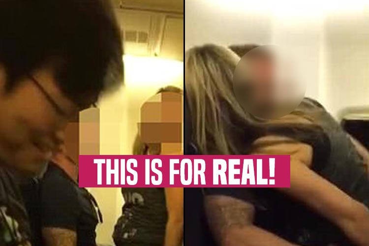 Can not matures having sexon a plane on video consider