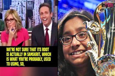 Spelling bee winner mocked by CNN anchors