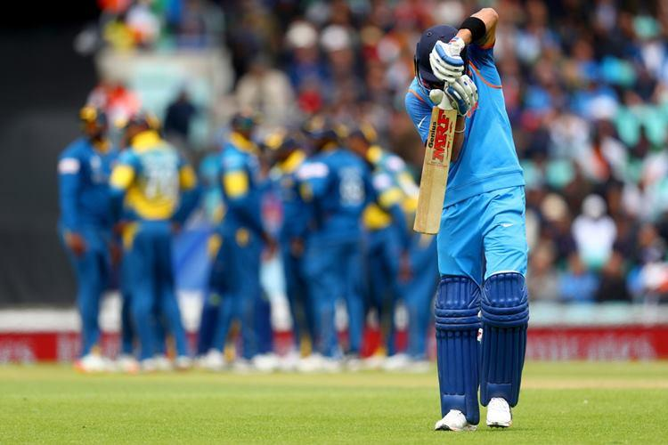 5 reasons why India lost the game against Sri Lanka in ICC Champions Trophy