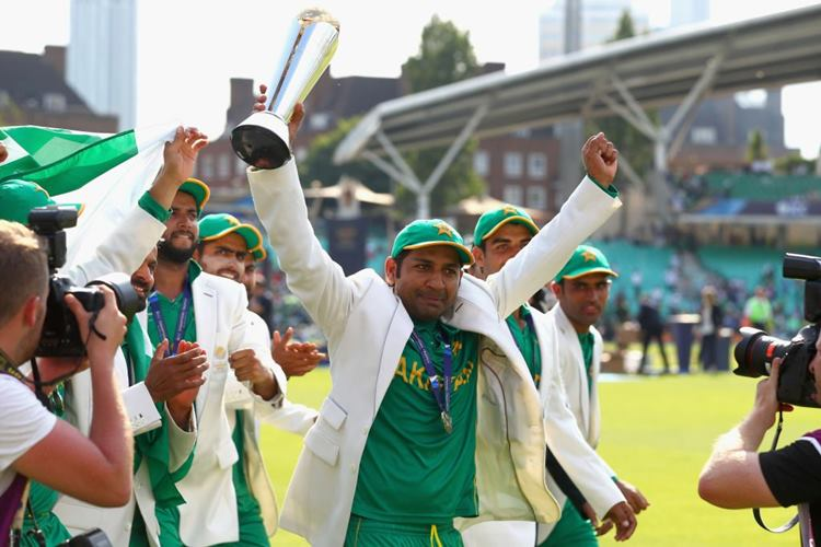 Team of the ICC Champions Trophy 2017