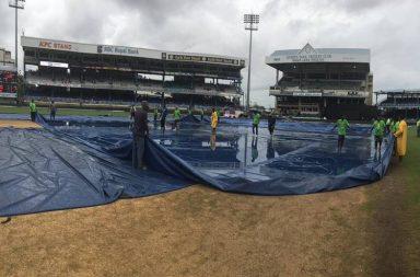 India vs West Indies Rain