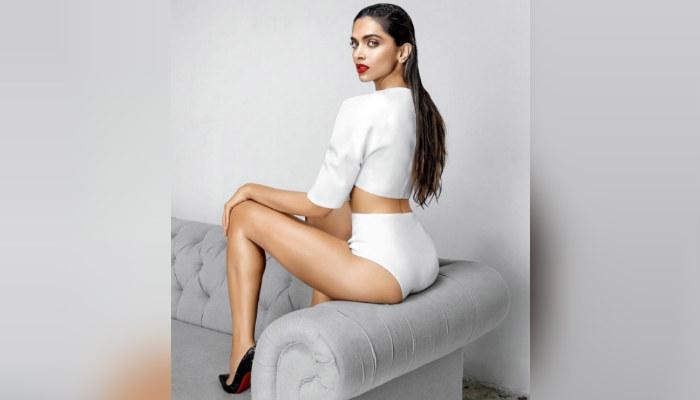 Deepika Padukone Maxim hot photoshoot