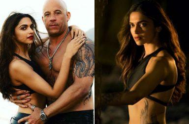Deepika Padukone, Vin Diesel, xXx Return of Xander Cage