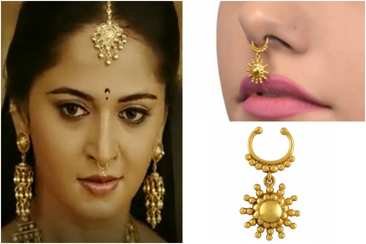Baahubali 2's Devasena-inspired nose rings