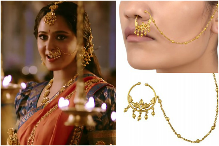 5e590c528d2c9 Anushka Shetty aka Devasena gives us major nose pins goals with her ...