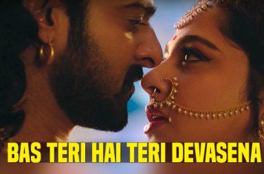 Baahubali still from YouTube, Prabhas, Ansuhka Shetty, Prabhas and Anushka Shetty in Baahubali