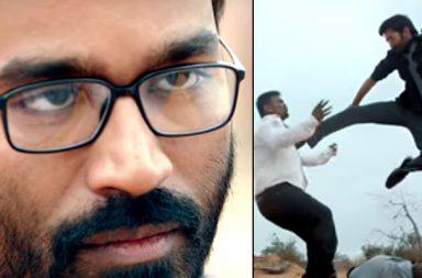 Dhanush in Velai Illa Pattadhar teaser
