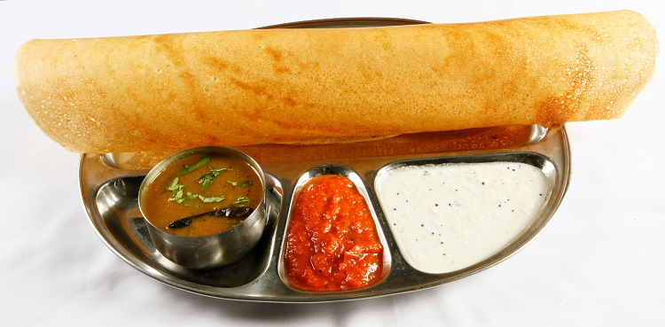 Dosa, India has a new favorite breakfast