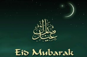 Eid Mubarak (Photo: Facebook)