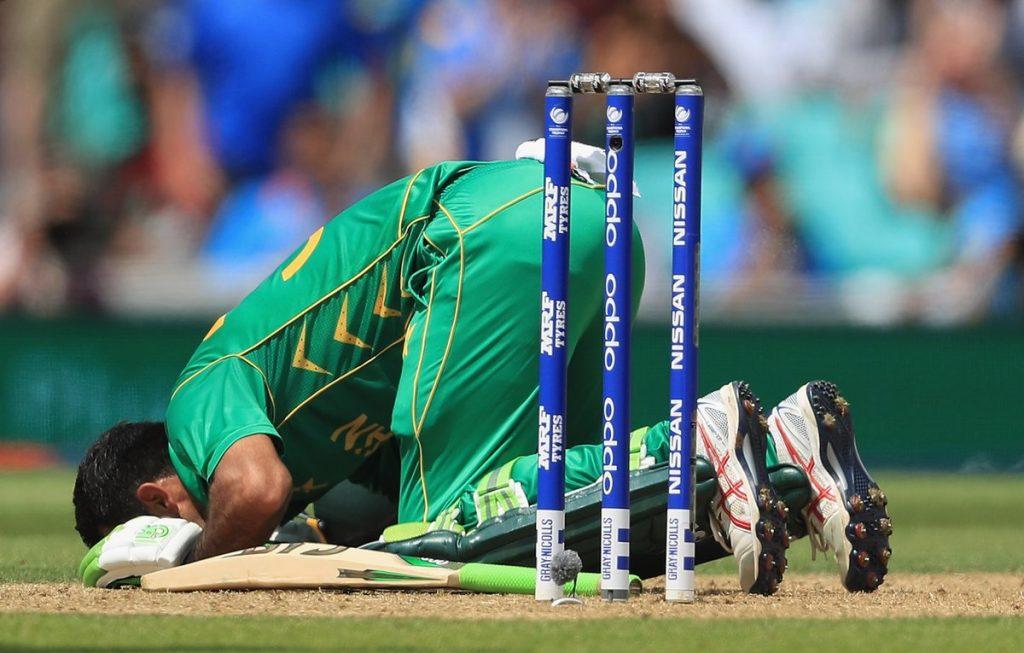 Fakhar Zaman 1st ODI Century vs India (PIC ICC Twitter)
