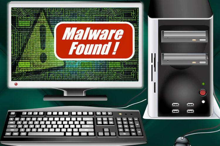 Firewall malware