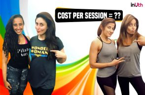 Bollywood celebs fitness trainer