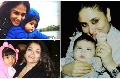 Kareena Kapoor Khan, Aishwarya Rai Bachchan, Hottest mothers of Bollywood