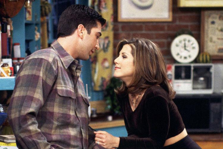 Friends, Ross Geller, Rachel Green