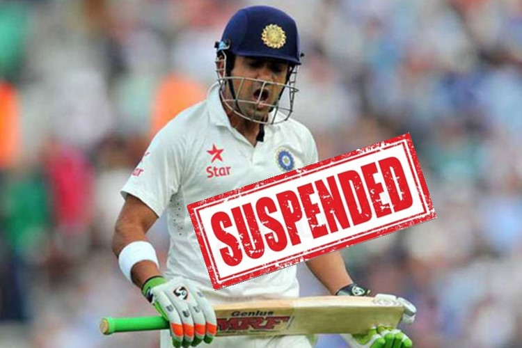 No punishment for Gambhir as Justice Sen overturns four-match ban