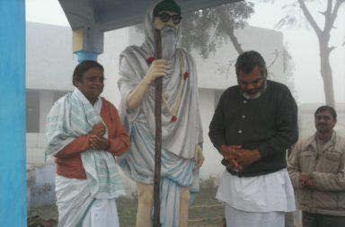 Gandhian Couple