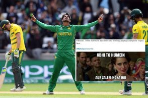 ICC Champions Trophy 2017, Pakistan vs South Africa, Hasan Ali