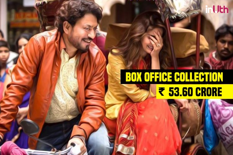 'Hindi Medium' surpasses Rs 50 crore mark