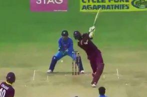 MS Dhoni, Jason Holder, Kuldeep Yadav, India vs West Indies