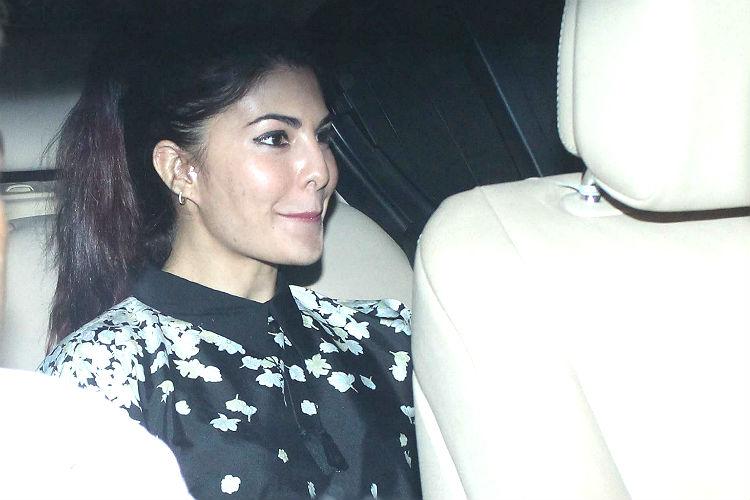 Jacqueline Fernandez at Salman Khan's Eid party