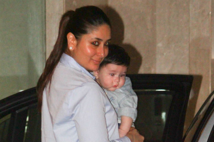 Taimur Ali Khan, Tusshar Kapoor's son Laksshay's birthday bash