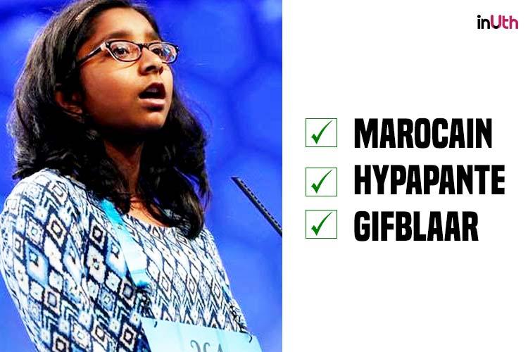 ndian-American Ananya Vinay wins Spelling bee