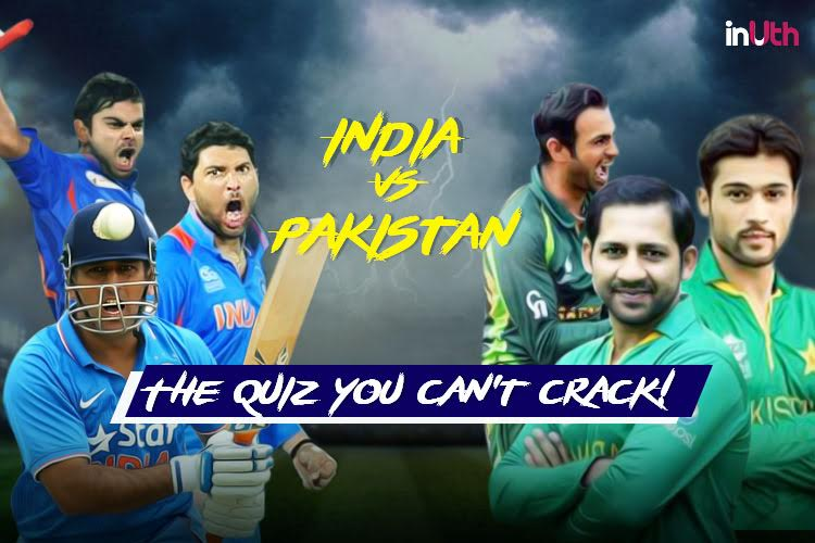 ICC Champions Trophy 2017 India Vs Pakistan Quiz That Most Die Hard Fans Will Fail To Crack
